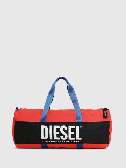 Diesel - BBAG-UFFLE, Red/Black - Beachwear accessories - Image 1