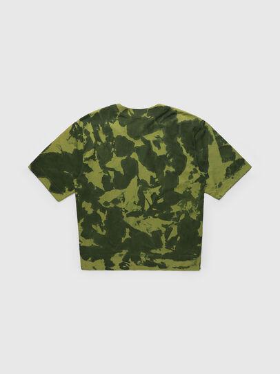 Diesel - PR-TS01, Green - T-Shirts - Image 2