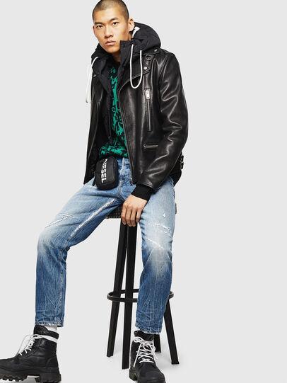 Diesel - L-GOTIV,  - Leather jackets - Image 7