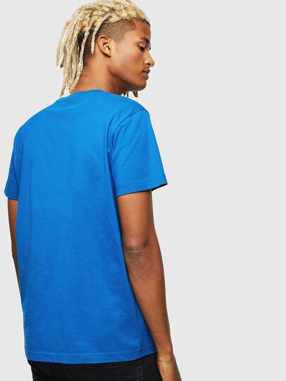 Diesel - T-DIEGO-001978, Brilliant Blue - T-Shirts - Image 3