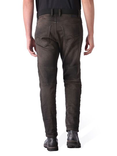 Diesel - Narrot JoggJeans 0848G, Black/Dark Grey - Jeans - Image 4