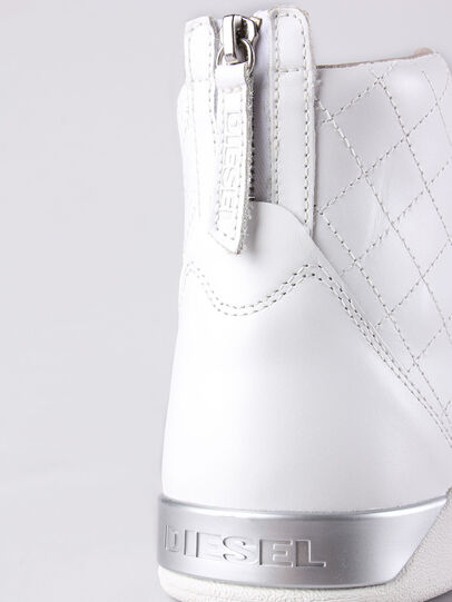 Diesel - DIAMOND, White - Sneakers - Image 6