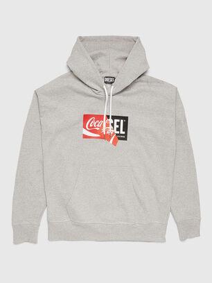 CC-S-ALBY-COLA, Grey - Sweatshirts