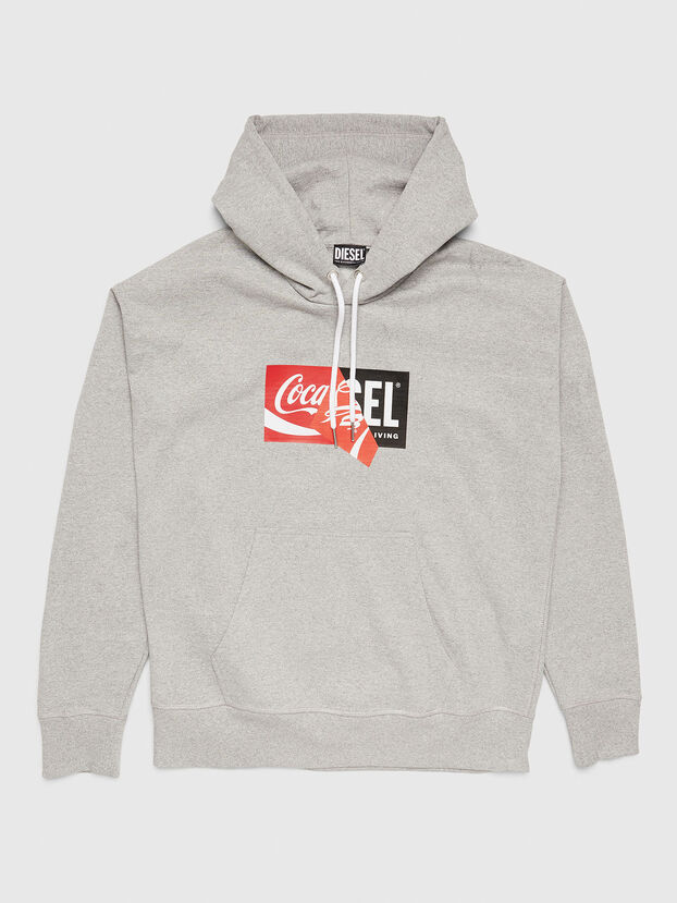 CC-S-ALBY-COLA, Grey - Sweatshirts