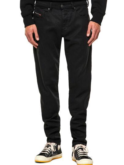 Diesel - D-Strukt Slim JoggJeans® 069NC, Black/Dark Grey - Jeans - Image 1