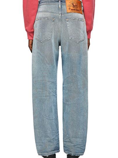 Diesel - D-Reggy Straight Jeans 09A04, Light Blue - Jeans - Image 2
