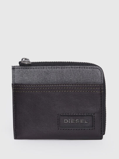 Diesel - PASS-ME, Gray/Black - Card cases - Image 1