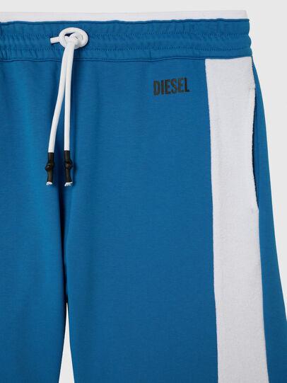 Diesel - UMLB-PAN-SP, Azul marino/Blanco - Pantalones - Image 3