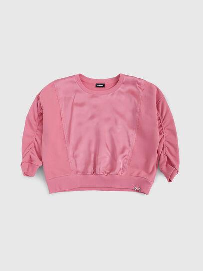 Diesel - SFTARAP, Pink - Sweatshirts - Image 1