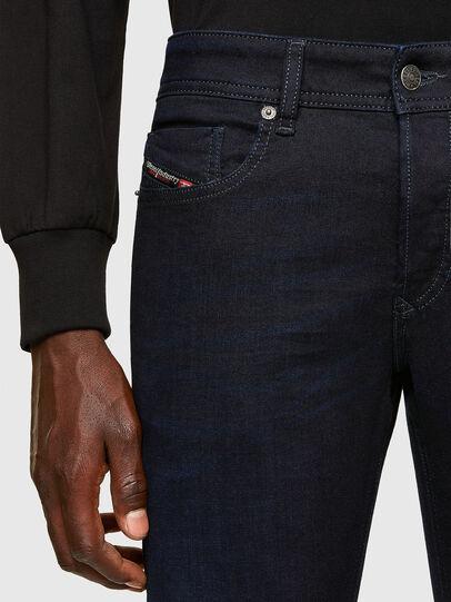 Diesel - Sleenker Skinny Jeans 0095X, Dark Blue - Jeans - Image 3