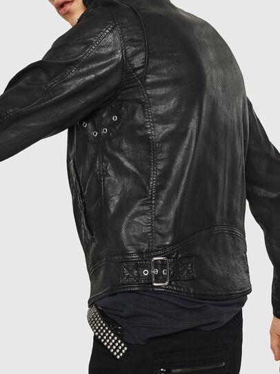 Diesel - D-JEI JOGGJEANS, Black - Denim Jackets - Image 3