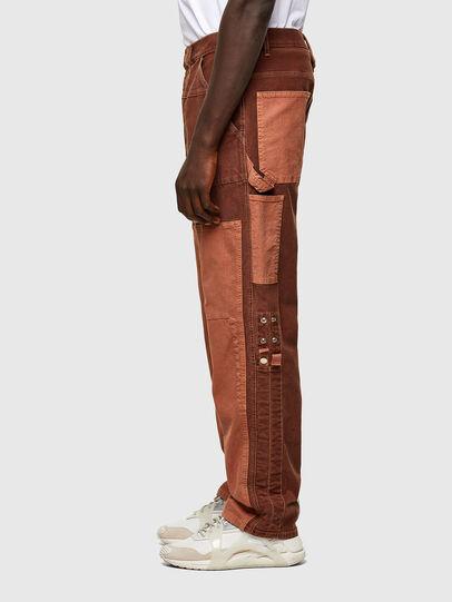 Diesel - D-Franky JoggJeans® 0DDAW, Brown - Jeans - Image 7