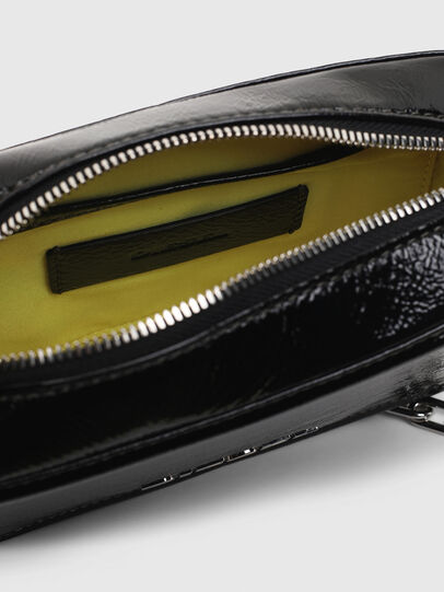 Diesel - ROSA' PCHAIN, Black - Crossbody Bags - Image 4