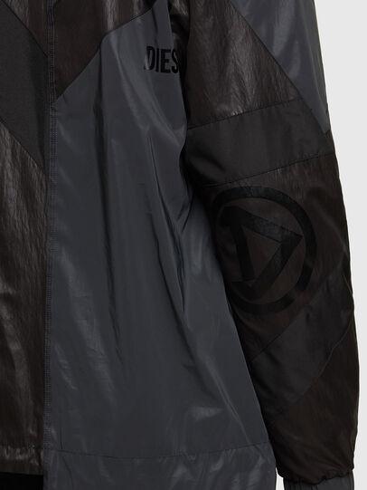 Diesel - J-EDWARD, Black - Jackets - Image 5