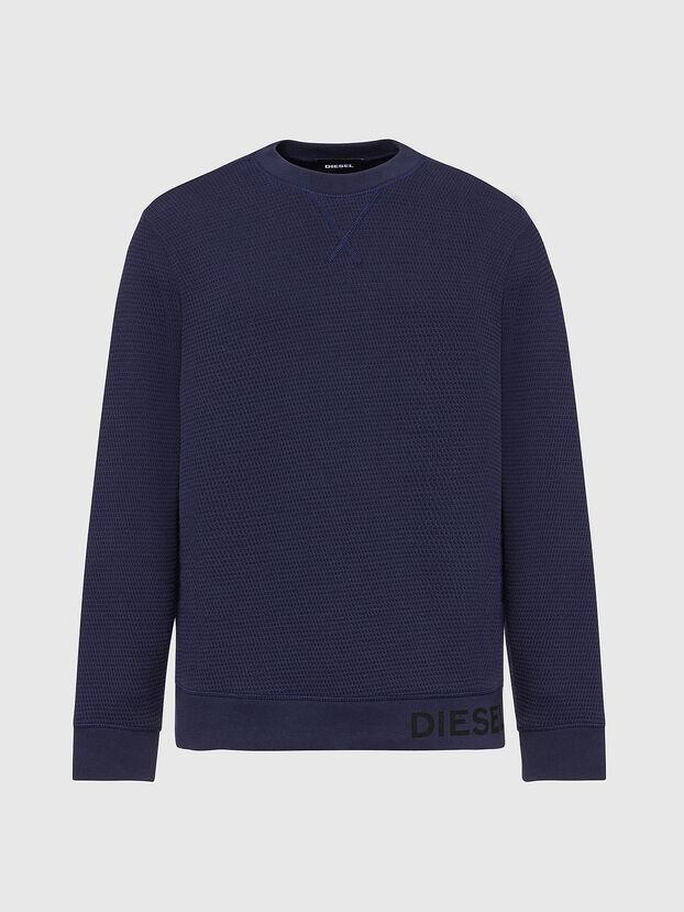 S-PEWTER, Blue - Sweatshirts