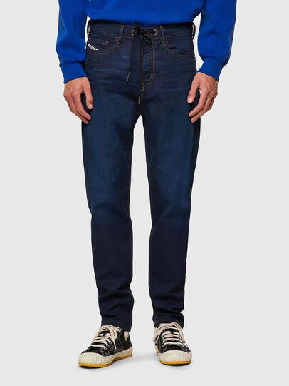 Diesel - D-VIDER JoggJeans® Z69VZ, Azul Oscuro - Vaqueros - Image 1
