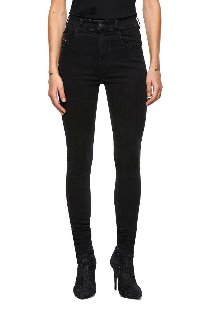 Slandy High Skinny Jeans 069VW,