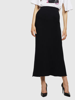 M-CLOCK, Black - Skirts