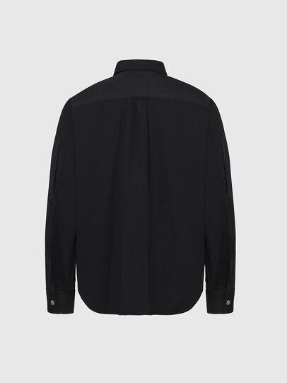 Diesel - S-AUSTIN, Black - Shirts - Image 2