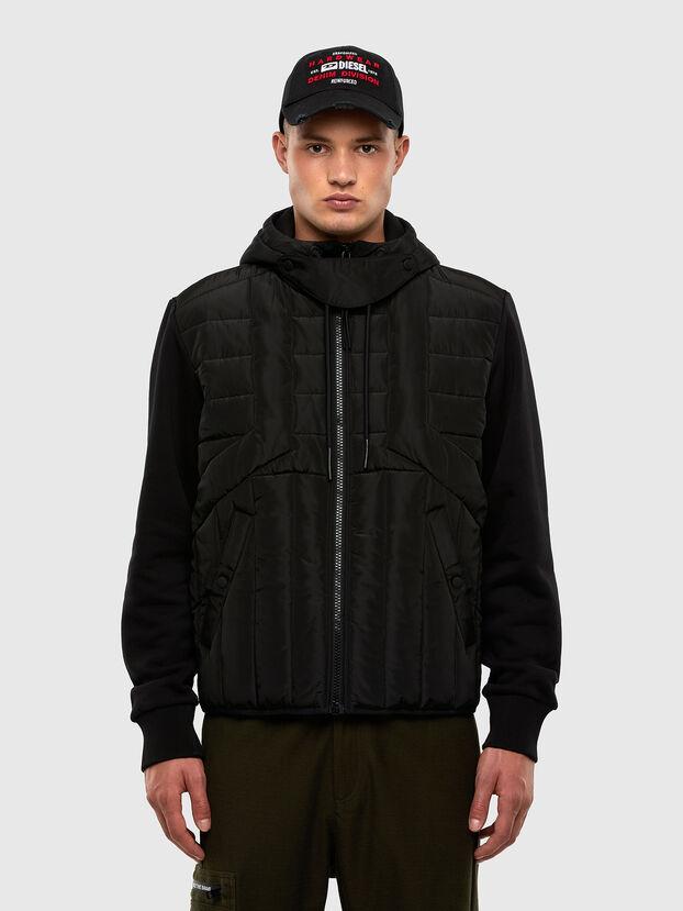 J-LINES, Black - Jackets