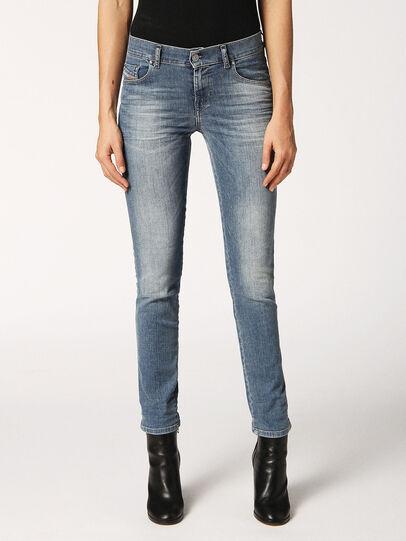 Diesel - Sandy 0688V, Light Blue - Jeans - Image 1