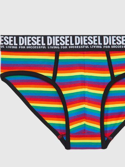 Diesel - UMBR-ANDRETHREEPACK-, Multicolor/Black - Briefs - Image 3