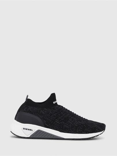 Diesel - S-KB ATHL SOCK W, Black - Sneakers - Image 1