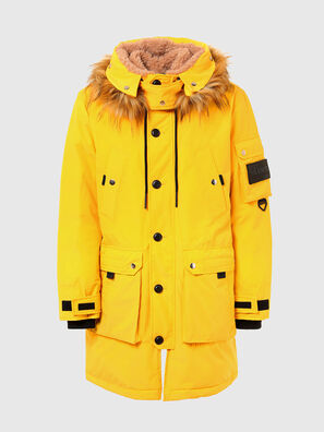W-COLBY, Yellow - Winter Jackets