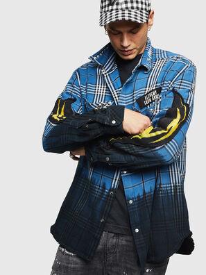 S-MIRAV, Blue - Shirts