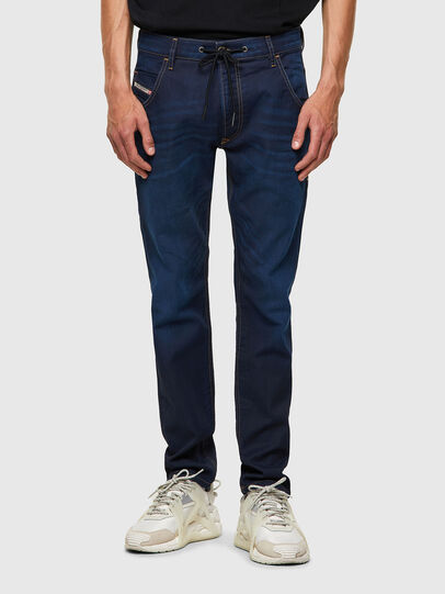Diesel - Krooley Tapered JoggJeans® Z69VZ, Dark Blue - Jeans - Image 1