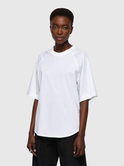 Diesel - T-SPOK-C.C, Blanco - Camisetas - Image 1