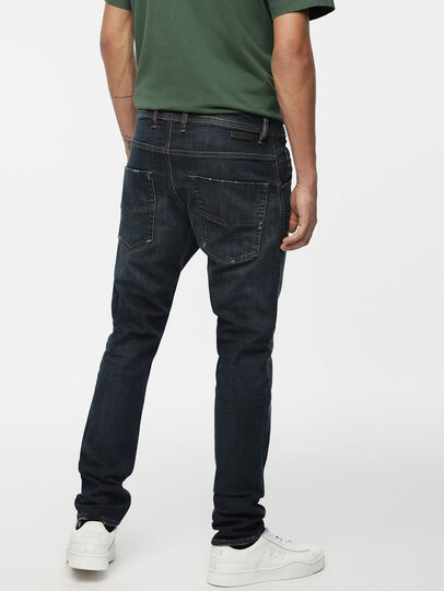 Diesel - Krooley JoggJeans 084YR, Dark Blue - Jeans - Image 2