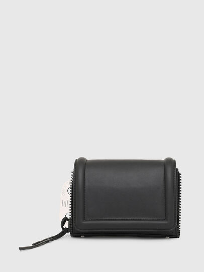 Diesel - YBYS S DEC, Black - Crossbody Bags - Image 1