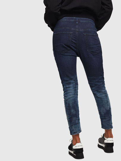 Diesel - Fayza JoggJeans 069KC, Dark Blue - Jeans - Image 2