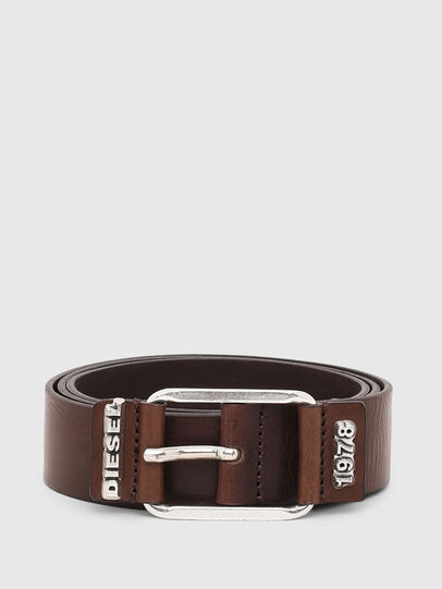 Diesel - B-19SEL-78, Brown - Belts - Image 1