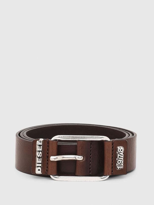B-19SEL-78, Brown - Belts