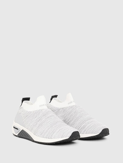 Diesel - S-KB ATHL SOCK W, Light Grey - Sneakers - Image 2