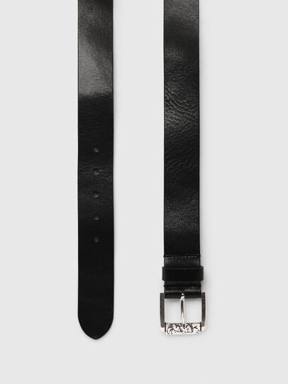 Diesel - B-MOCKLE, Black - Belts - Image 3