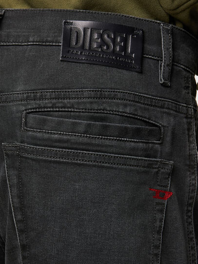 Diesel - D-Fining 0699P, Grey - Jeans - Image 4