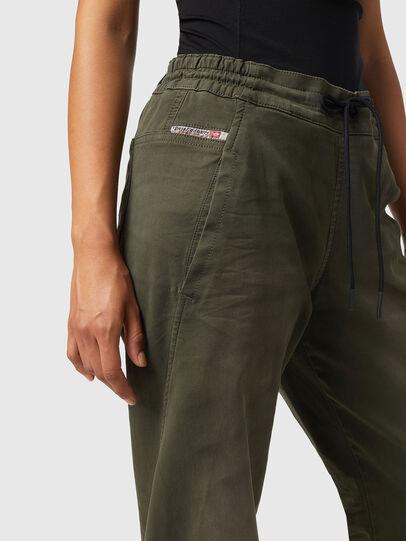 Diesel - Krailey Boyfriend JoggJeans® Z670M, Military Green - Jeans - Image 3