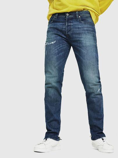 Diesel - Buster CN021, Medium Blue - Jeans - Image 1