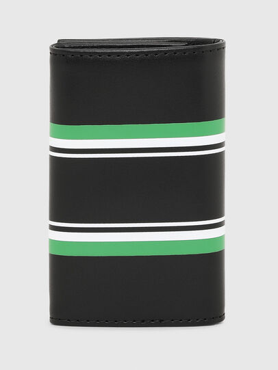 Diesel - KEYCASE O, Black/Green - Bijoux and Gadgets - Image 2