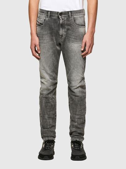 Diesel - D-Strukt Slim Jeans 009MY, Light Grey - Jeans - Image 1