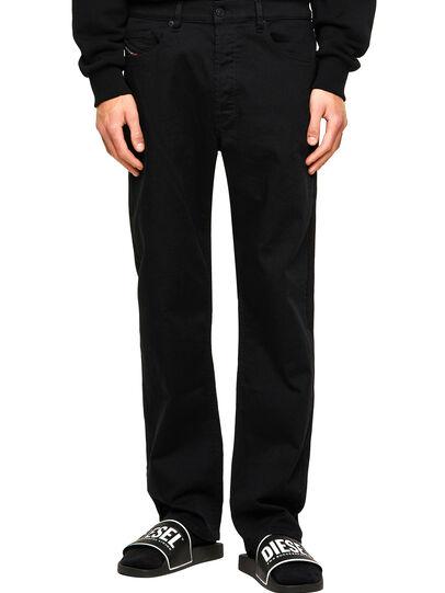 Diesel - D-Macs Straight Jeans 0688H, Black/Dark Grey - Jeans - Image 1
