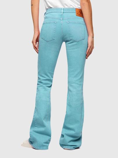 Diesel - D-Ebbey Bootcut Jeans 009VA, Blue - Jeans - Image 2
