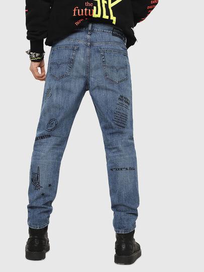 Diesel - Mharky 0094D, Medium Blue - Jeans - Image 2