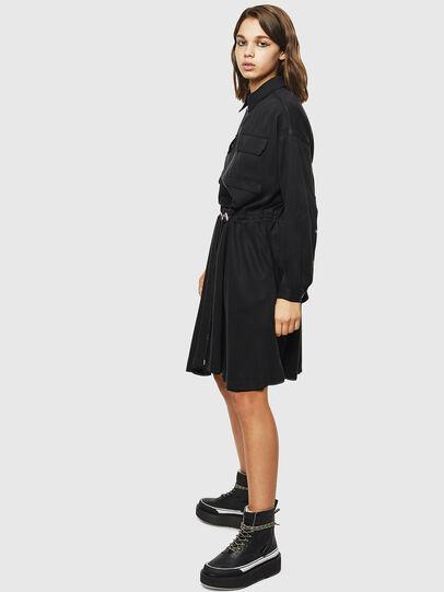 Diesel - D-RANIET, Black - Dresses - Image 4