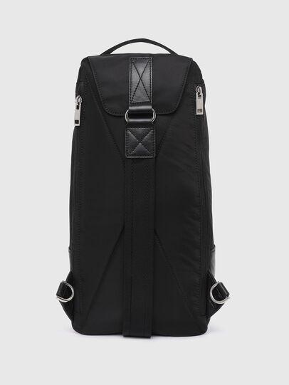 Diesel - BOHIO BU, Black - Backpacks - Image 2