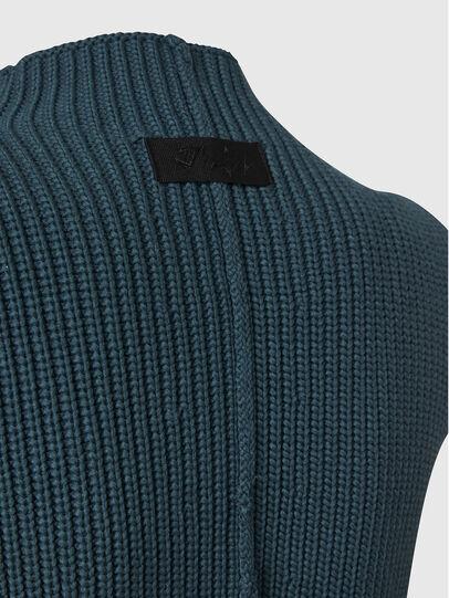 Diesel - M-ESSIE, Water Green - Sweaters - Image 4