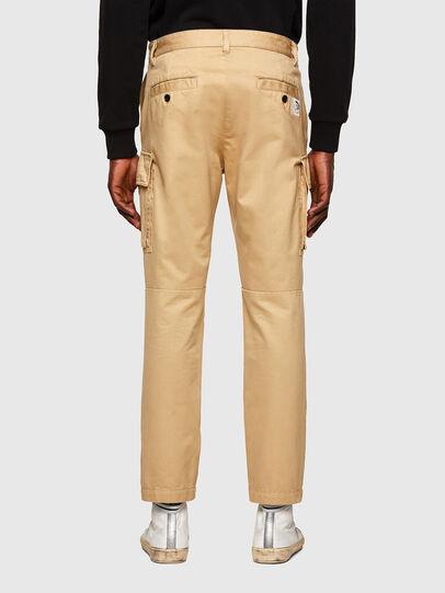 Diesel - P-COR, Light Brown - Pants - Image 2